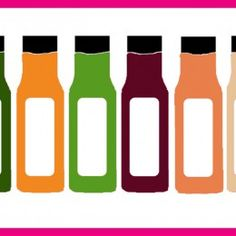 The ULTIMATE INFOGRAPHIC GUIDE TO HONG KONG COLD PRESSED JUICE COMPANIES!