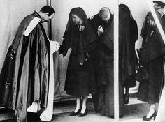 Elizabeth trifft... Bischof Eric Knightley Chetwode Hamilton (1952)