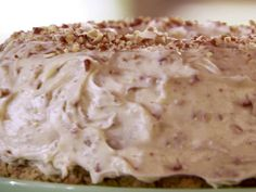 Sigrid's Carrot Cake Recipe : Ree Drummond : Food Network