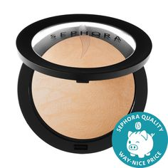 SEPHORA COLLECTION- MicroSmooth Baked Powder Foundation