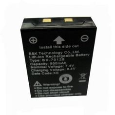 NEW COBRA LI60006700 Rechargeable Battery BK70128 *** Check out the image by visiting the link. (This is an affiliate link) #NavigationandElectronics