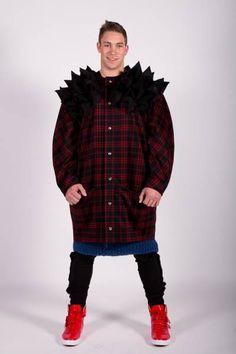 Hokonui Fashion Awards 2014 - Menswear Winner