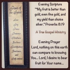 Evening Prayer Lord, nothing on this earth can compare to knowing You... Lord, I desire to bear fruit for Your name... #eveningscripture #eveningprayer #atruegospelministry #scripturequote #biblequote #quote #seekgod #godsword #godislove #gospel #jesus #jesussaves #teamjesus #LHBK #youthministry #preach #testify #pray #rollin4Christ