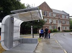 UT unveils solar-powered, free-standing charging station - News Sentinel Story