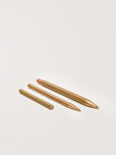 YSTUDIO  Brasss mechanical pencil