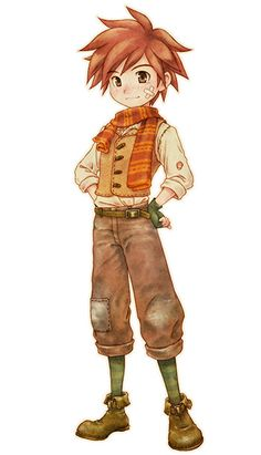 Story of Seasons Doodle Characters, Fantasy Characters, Cartoon Characters, Character Design Animation, Character Design References, Manga Hair, Cool Anime Guys, Boy Face, Kid Character