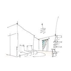 Architecture Sketches, Interior Architecture, Site Analysis, Arch Model, Layout, Hand Sketch, Design Development, Sketchbooks, Design Projects