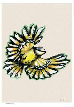 Fly little Bird fly