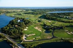 The Top 20 Most Beautiful Golf Courses in the United States #7    National Golf Links of America, Southampton, N.Y.