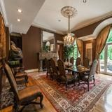 The massive Mediterranean is currently listed at just under $5 million and can be seen on HGTV's FrontDoor. | HGTV FrontDoor