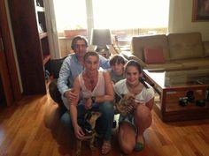 RUMBA adoptada en 2013 nos manda una carta. Leela!!