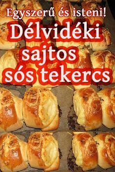 Hot Dog Buns, Hot Dogs, Baked Potato, Cheesecake, Potatoes, Bread, Snacks, Baking, Ethnic Recipes