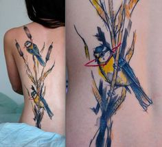 Tattoo by Sven from Scratchers Paradise, Berlin