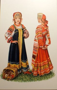 Русский стиль Татьяны Трегубовой.