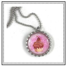 A personal favorite from my Etsy shop https://www.etsy.com/listing/507357587/cupcake-necklace-dessert-jewelry-sweet