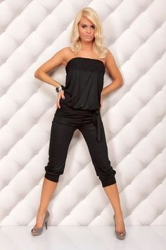 Sexy Women's Lingerie Jumpsuit club wear  black blue white grey