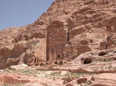 Petra World Heritage Site- Find Ziad Hamati while in Jordan.
