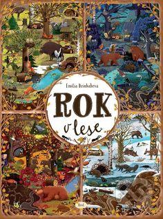 Kniha: Rok v lese (Emilia Dziubak). Nakupujte knihy online vo vašom obľúbenom kníhkupectve Martinus!