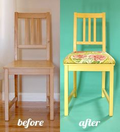 Bbl it new, but improved dining chairs