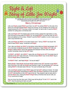 Anti-Christmas game: Cringing About Christmas Left-Right ...