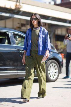 Gilda Ambrosio #GildaAmbrosio | NYC Style: Fashion Week from the Street
