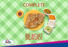 Late riser? Adyar Ananda Bhavan had got a variety of breakfast options for you to relish.   #AdyarAnandaBhavan #Breakfast #Food #Foodie