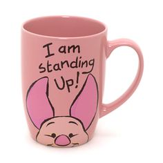 Disney Piglet Peek-a-Boo Mug | Disney Store More