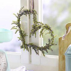 Lavendel-Deko - dufte Ideen für den Sommer - lavendel-herz3 Rezept
