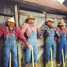Scarecrows | Scarecrows | Pinterest