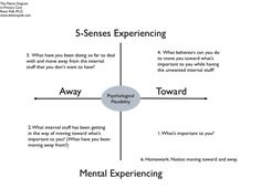 Kevin Polk: Acceptance and Commitment Therapy Matrix