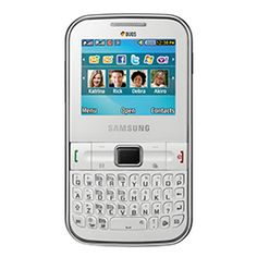 Sell My Samsung Ch@t 322 C3222 Compare prices for your Samsung Ch@t 322 C3222 from UK's top mobile buyers! We do all the hard work and guarantee to get the Best Value and Most Cash for your New, Used or Faulty/Damaged Samsung Ch@t 322 C3222.