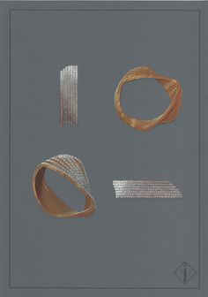 Gems Jewelry, Photo Jewelry, Jewelry Art, Jewelery, Fashion Jewelry, Gouache, Ring Sketch, Jewellery Sketches, Jewelry Sketch