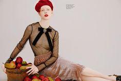 The Collections by Erik Madigan Heck for Harper's Bazaar UK August 2015