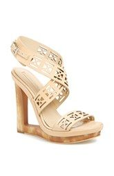 BCBGMAXAZRIA 'Mazey' Wedge Sandal | Nordstrom