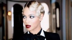 beyonce finger waves haunted - Google Search