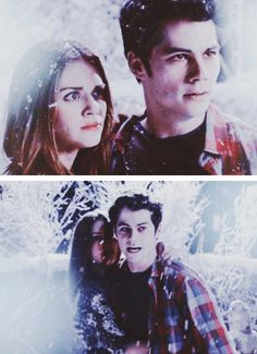 Styles & Lydia. I really think they should become a thing. I hope they do! Its so crazy that Stiles doesn't have a girlfriend!! HES SO CUUTTTEEE!!!