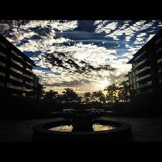 Beautiful Clouds over Konea! Photo by @BlakeNiver