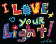 I Love your Light - Andy Doloey
