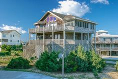 Four Seasons: 4 Bedroom, 2 1/2 Bath - Outside Shower - Oceanside- Avon NC
