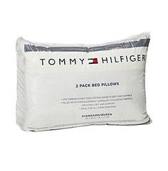 Tommy Hilfiger® Two Pack Monogram Pillows