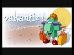 Kinderliedjes - Iedereen is op vakantie