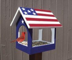 Birdfeeder woodworking plan