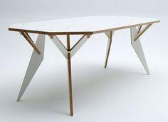 Y Parametric table by Krystian Kwieciński - Dezeen