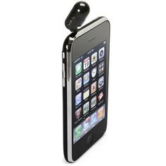 Mini iPhone Microphone - to better here Birdie's wee voice! $9.99