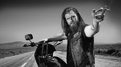"Harry ""Opie"" Winston (Ryan Hurst) / Sons of Anarchy #SonsofAnarchy #SOA #SAMCRO #menofmayhem #RedwoodOriginal #OpieWinston #HarryWinston #RyanHurst"