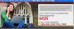 MSN provide the best customer service.  In case you're facing problems like password recovery, Username verification so doesn't worry call us our customer service phone number toll-free. Dial Microsoft MSN Support Number 1-866-866-2369 toll-free helpline number. Some problems are easily sorted out by email users and some problems are that can't be resolved users easily, so at this situation, the user can contact our technical team. We are available 24*7.For information visit this…