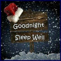 Goodnight - Sweet Dreams! ❤