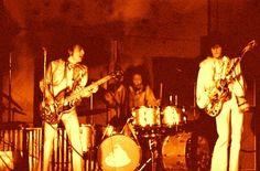 CREAM Live at The Fillmore Auditorium, August 29, 1967