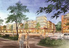Washington University Gets Approval for $ 80 Million Residential, Retail Project