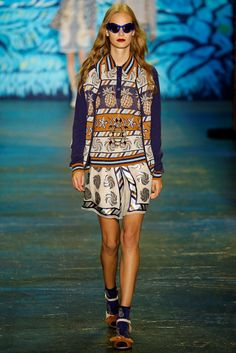 Anna Sui, Look #16